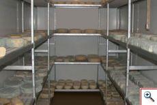оборудование для созревания сыра, камеры для созревания сыра
