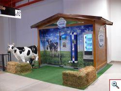 автоматы для молока